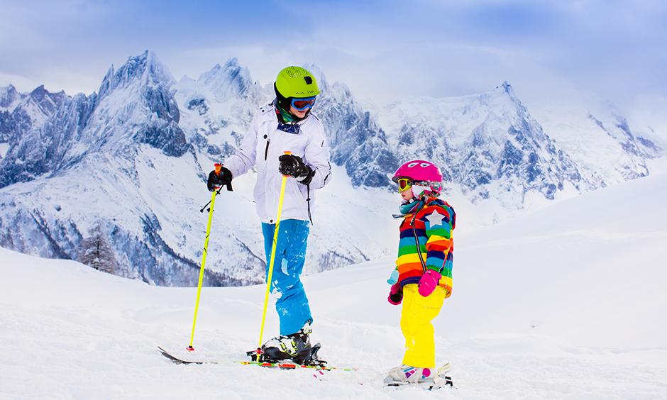 初心者必見!スキーに必要なアイテム