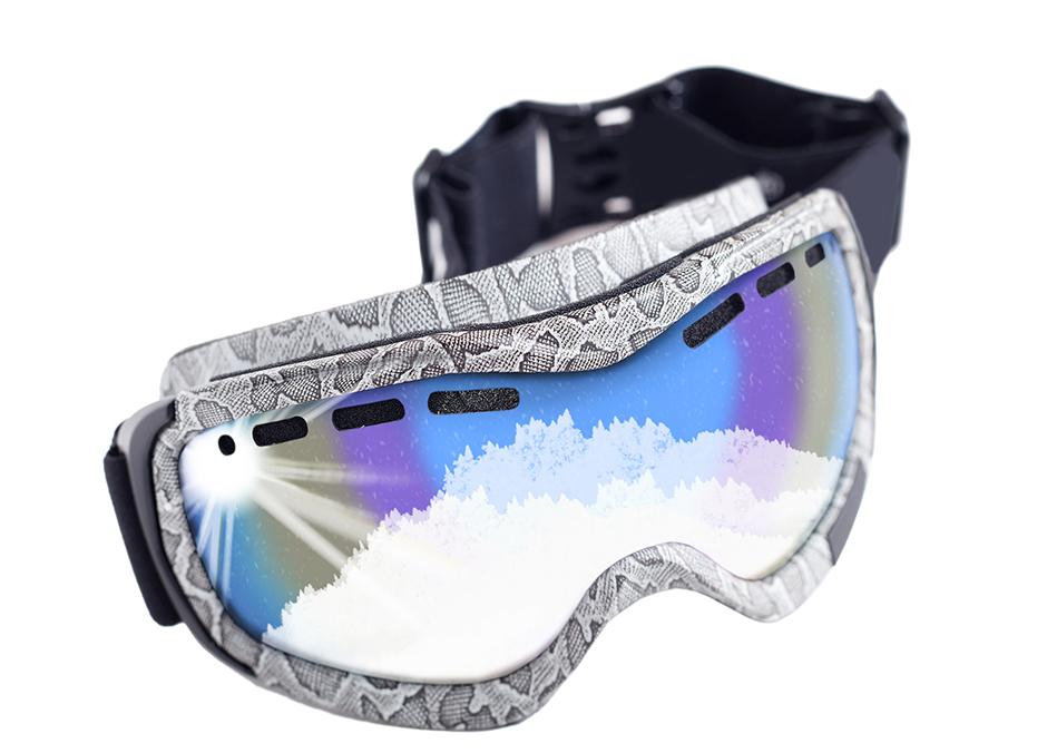目の保護に不可欠!スノーボードゴーグルについて知ろう