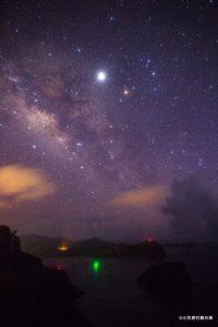 父島 夜景
