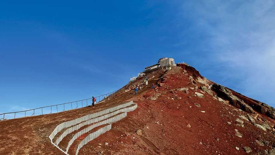 富士山測候所