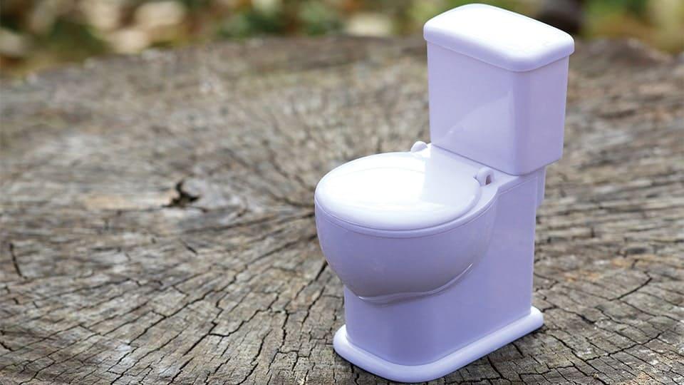 2億円のトイレ