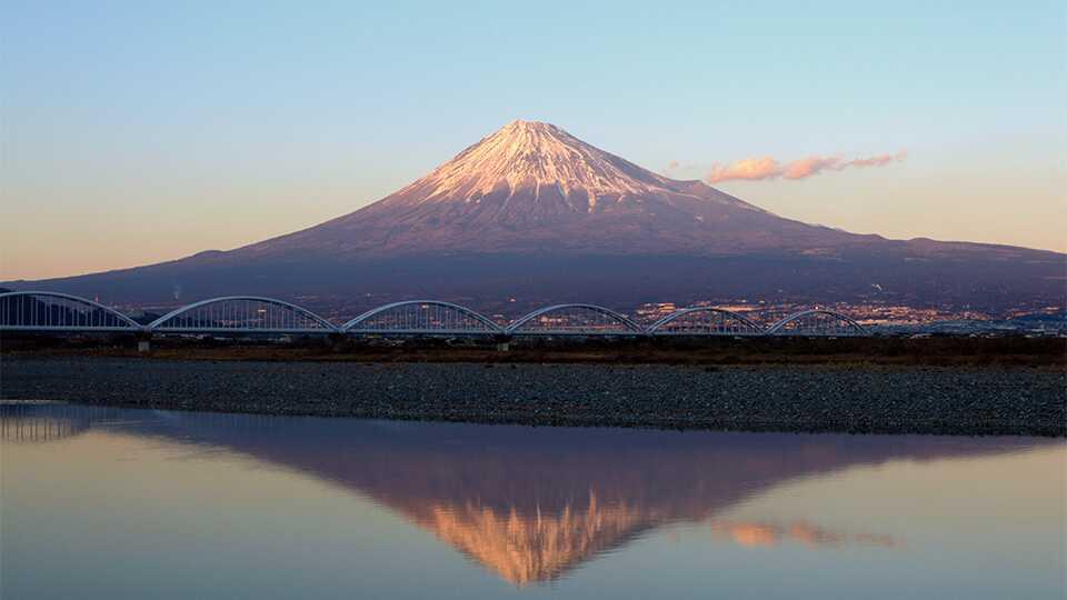 富士登山シャトルバス(富士宮口着発)