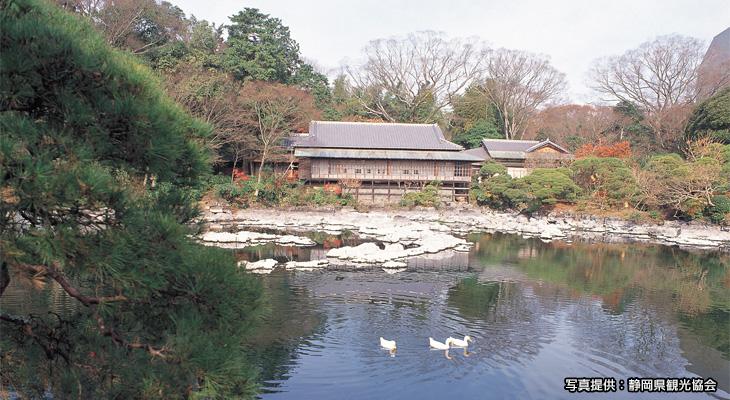 楽寿園・源兵衛川