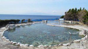 伊豆大島 元町浜の湯