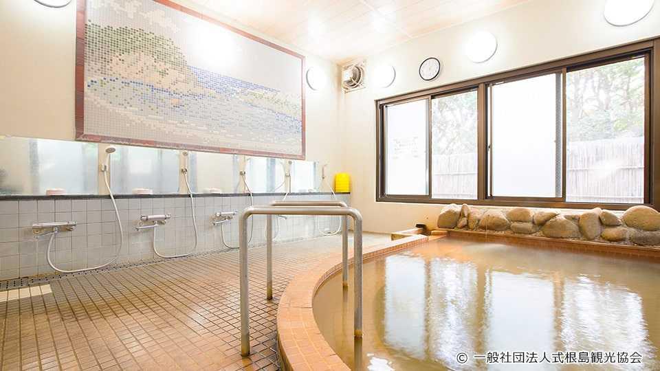式根島温泉 憩の家
