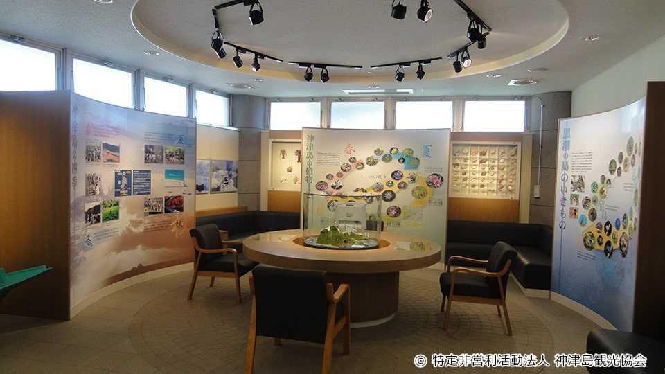 神津島 郷土資料館