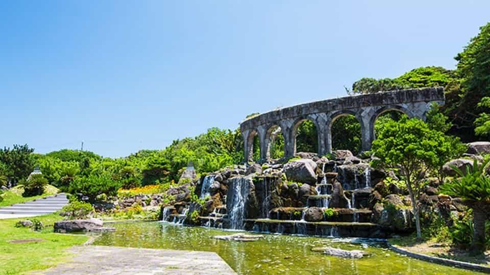 新島 新島親水公園