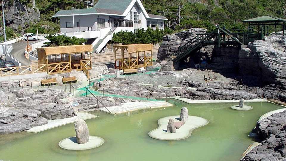 神津島 温泉保養センター
