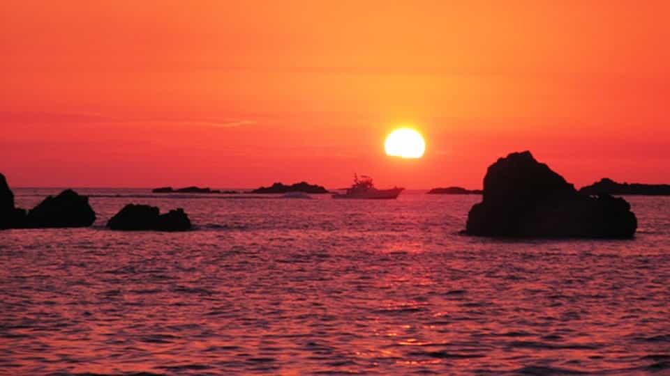新島 三郎浜