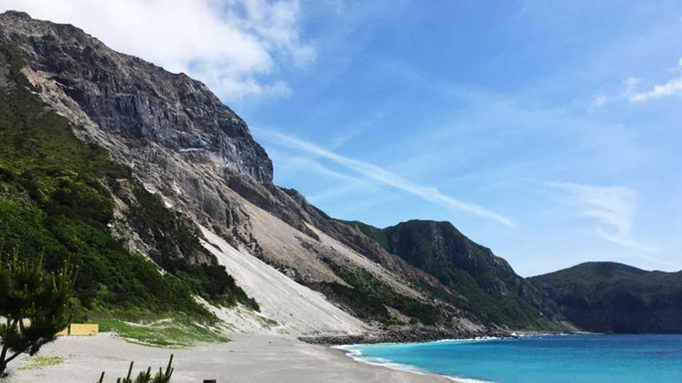 神津島 多幸湾海水浴場