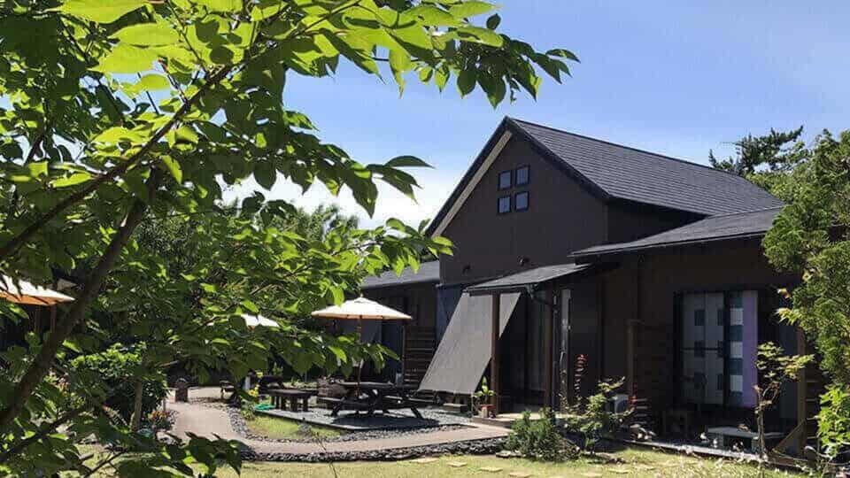 Hale 海 Guest-House・Oshima