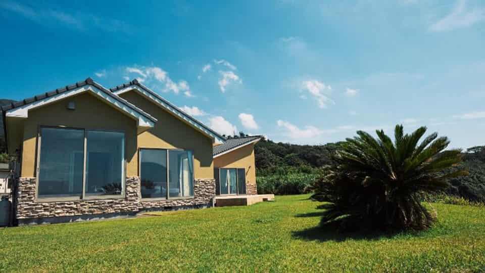 Resort villa miko