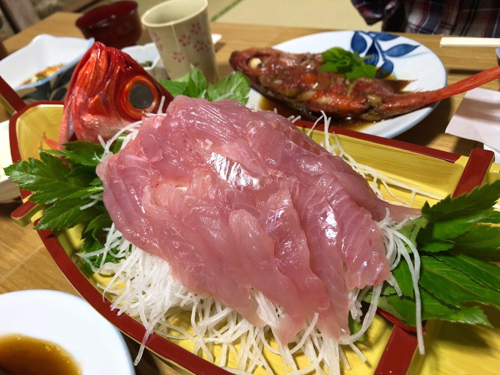 【30周年目特別企画】島旅満喫パック☆漁師の宿 丈栄丸