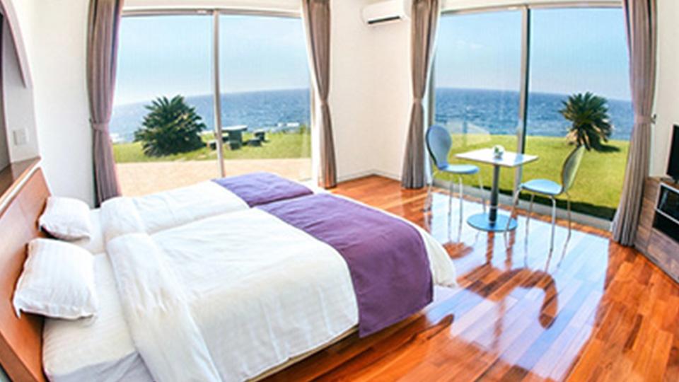 この宿泊施設のお部屋一例です。