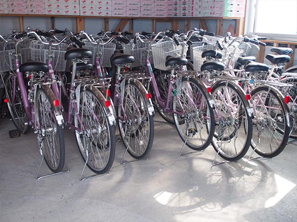 【伊豆大島】レンタルサイクル・レンタルバイク