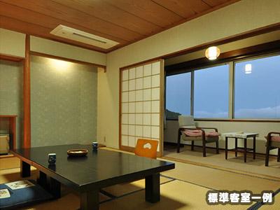 大島温泉ホテルご宿泊 金目鯛と伊勢海老の舟盛り&べっこう寿司プラン