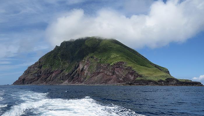 【八丈島】八丈小島