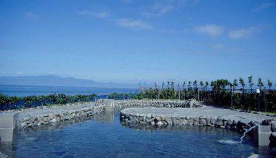 【伊豆大島】元町浜の湯