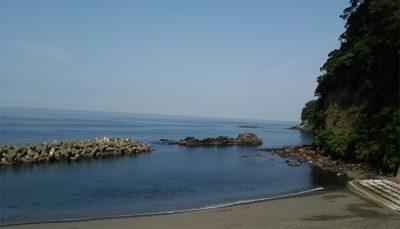 【伊豆大島】日の出浜