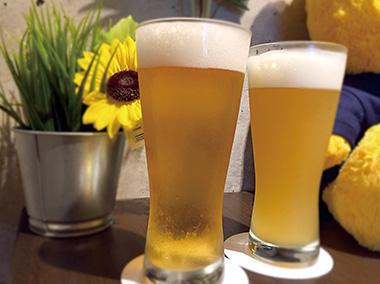 【神津島】 Hyuga brewery 島のおいしい湧き水と地産のあしたばを使用した、東京諸島初・島仕込みの地ビールです。
