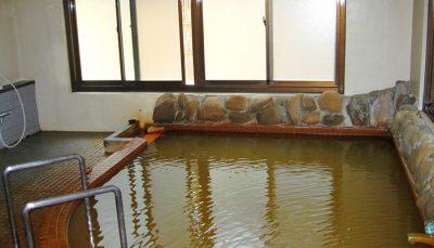 【式根島】式根島温泉 憩の家
