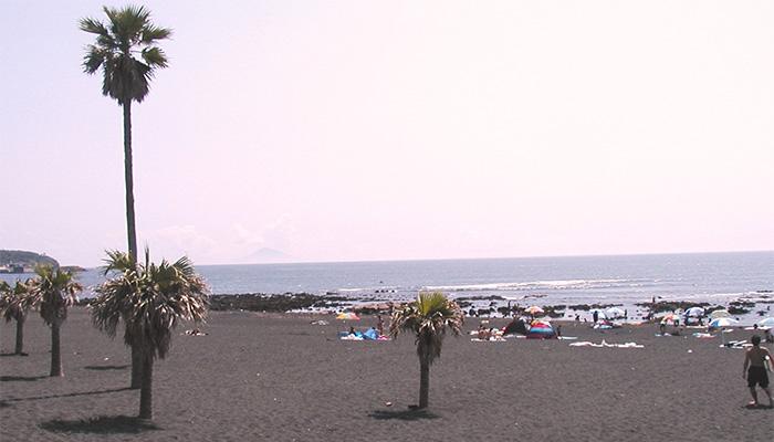 【伊豆大島】弘法浜