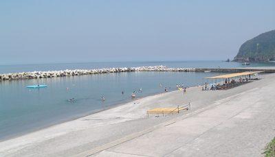 【新島】前浜海岸