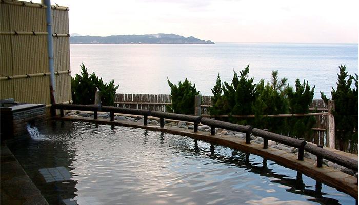 【新島】まました温泉