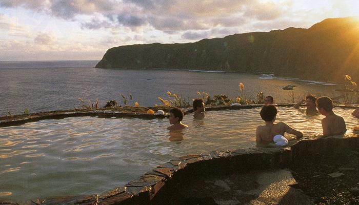 【八丈島】末吉温泉 みはらしの湯