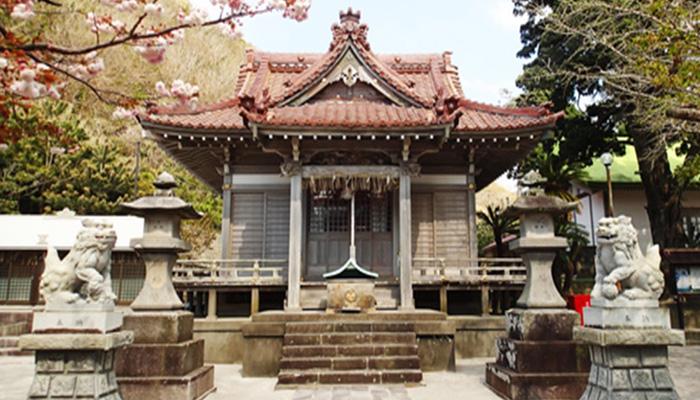 【神津島】物忌奈命神社(ものいみなのみことじんじゃ)