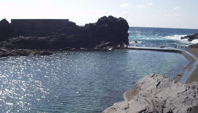 【八丈島】乙千代ヶ浜(おっちょがはま)