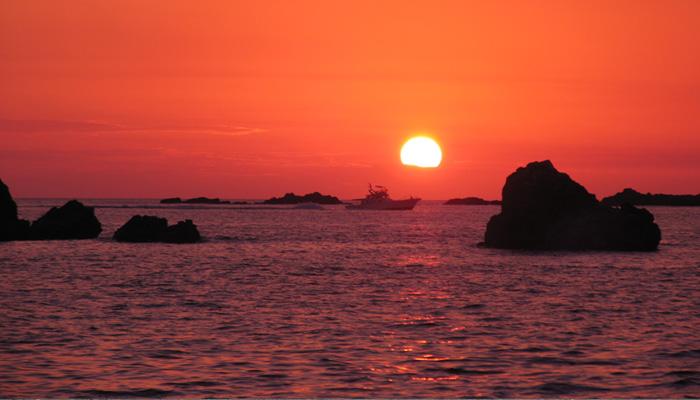 【新島】三郎浜