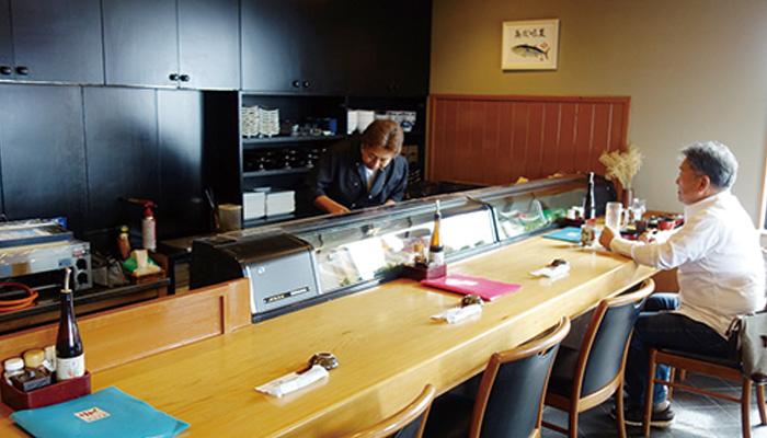 【伊豆大島】海鮮茶屋 寿し光