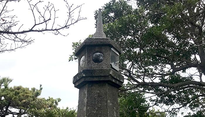 【式根島】高森灯台