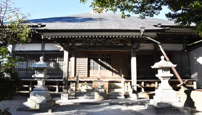 【神津島】延命山 濤響寺
