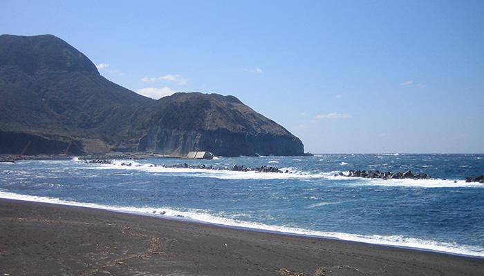 【新島】若郷前浜