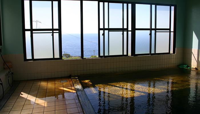 【八丈島】中之郷温泉 やすらぎの湯