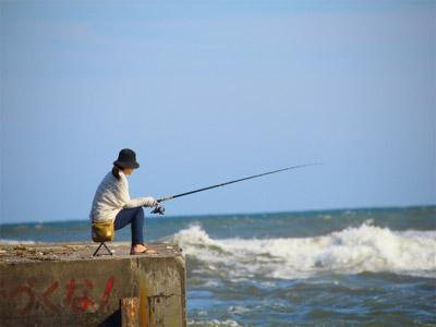 【伊豆大島】のんびり海釣り体験