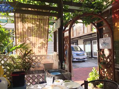 島宿 ISLANDER Cafe(アイランダー カフェ)(父島)