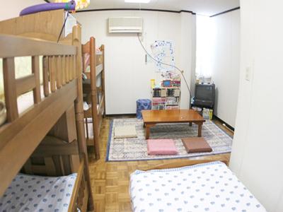 きり丸 ハウス(父島)
