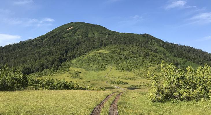燧ヶ岳(ひうちがたけ)