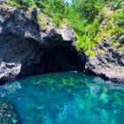 竜王洞(青の洞窟)