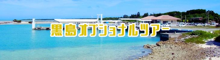 黒島オプショナルツアー